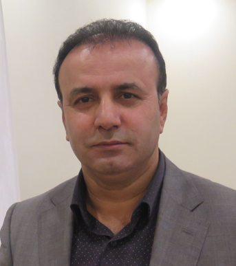 عباس نصرت بخش مدیر عامل تعاونی اعتبار پرستاران